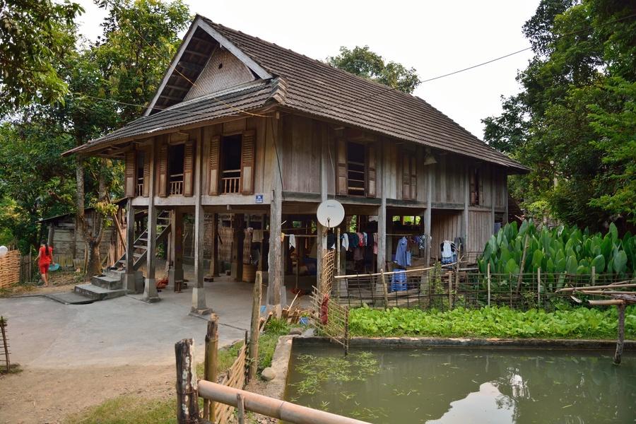 Viaggio a mai chau nel vietnam settentrionale tra etnie for Foto case giapponesi